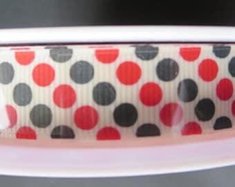 Riley Blake Serenity Grosgrain Designer Ribbon -  25 Yards