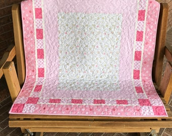Wonderland 2 Homemade - Baby Quilt Two Week Introductory Price