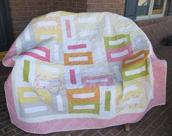 Homemade - Sunkissed Lap Quilt