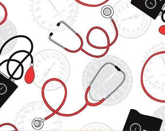 Calling All Nurses -  Windham Fabrics 37304-2