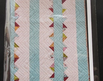 Borderline Quilt Pattern By Sweetwater for Moda