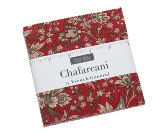Moda - Chafarcani Charm Pack by French General