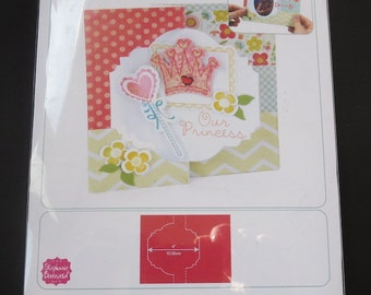 "Sizzix Movers & Shapers Large Base Die 6""X8.75"""