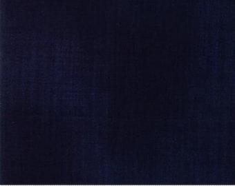 Wintertide - Janet Clare  Seasonal Winter Woven Texture Dark Blue - 1357 66