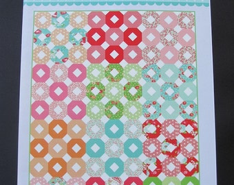 Summer - Quilt Pattern by Camille Roskelley