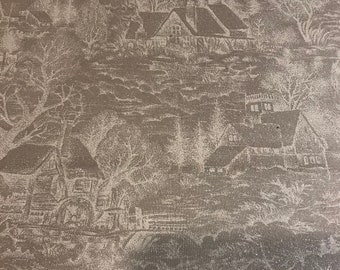 Moda Forest Frost Glitter by Sentimental Studios 33090 17M  Cotton Fabric