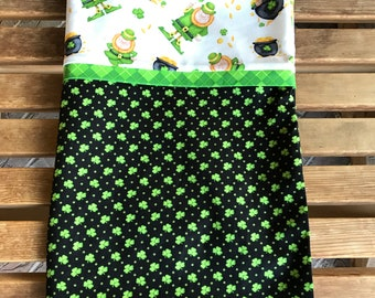 Pillowcase - Irish Themed Pillowcase - St. Patrick's Day