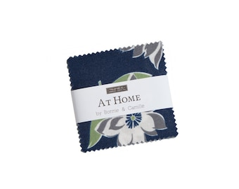 Bonnie And Camille At Home Charm Pack 55200 PPC 5 Inch Squares