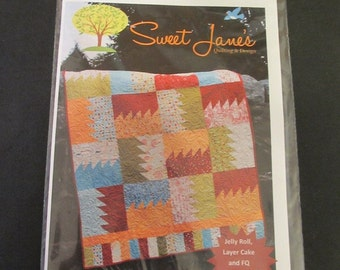 Sweet Jane's - Wishing On A Star Quilt Pattern