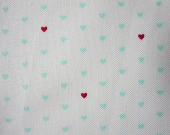 Bonnie Camille The Good Life Fabric -Bonnie Camille Floral Whole Heart Natural 55154 12