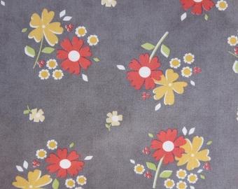 One Week Sale - 8.99  A Yard Flower Mill -  Stone Bloomy by Corey Yoder - 29031 13