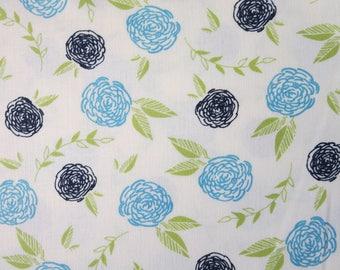 Creekside Spray on Ivory Roses Yardage - 37531-11 Sherri & Chelsi for Moda Fabrics