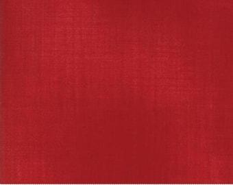 Wintertide - Janet Clare  Seasonal Winter Woven Texture Wintertide Berry 1357 65 Moda