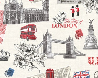 London -  Windham Fabrics 52343-1n