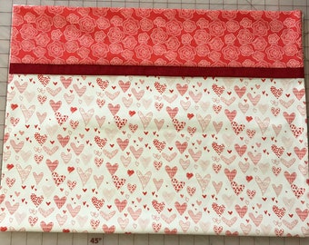 Novelty Valentine Pillowcase /Heart Pillowcase - From The Heart