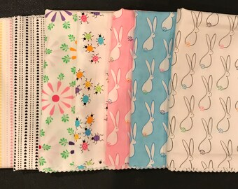 Frolic Half Yard Bundle - 7 Half Yards - Me and my Sister Fabric - Last One Available!