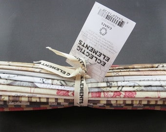 """Unable To Get More - Tim Holtz 10"""" Charm Pack -  Only ONE Left In Stock!"""