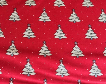 Moda - Country Christmas  by Bunny Hill Designs - 2961 14/ 296114 - Christmas Trees