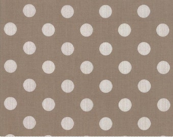 Harvest Road Modern Dot Chestnut  5103-13 by Lella Boutique for Moda Fabrics