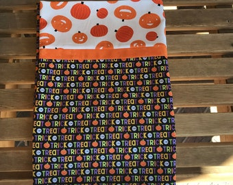 Novelty Themed Pillowcase - Halloween Trick Or Treat