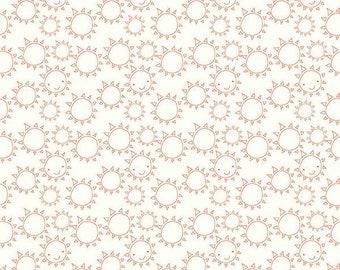 Riley Blake - Ready set splash Sun Cream C9893 - Fabric - Sandy Gervais