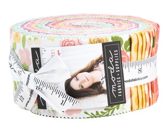 In Stock - Lollipop Garden Jelly Roll -Lella Boutique