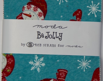 Be Jolly Charm Pack by Deb Strain for Moda