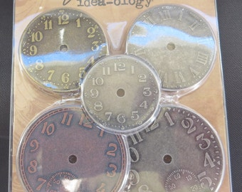 Tim Holtz Ideology Timepieces - TH92831