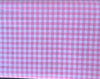 Riley Blake -Bake Sale 2 Gingham Pink By Lori Holt C6988