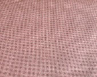 American Jane Fresh Air for Moda - Out Of Print Fabric - 2167813 / 21678 13 - Mini Grid Pink