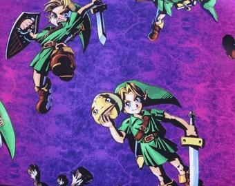 Spring Creative Zelda Toss  - CP55822 - Nintendo Fabric