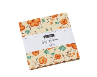 Last Bloom Charm Pack - Sandy Gervais Seasonal Fall