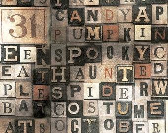 Halloween Multi - Tim Holtz - PWTH147
