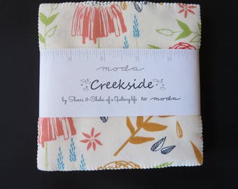 Moda - Creekside Charm Pack