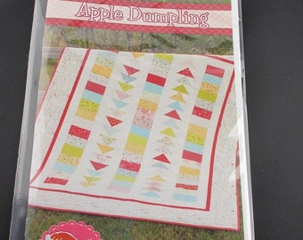 Apple Dumpling Quilt Pattern by Its Sew Emma