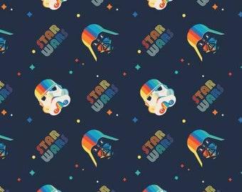 Star Wars Darth Vader 73010928-2- Camelot Fabrics