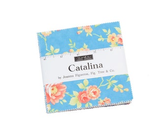 Catalina Charm Pack - Fig Tree
