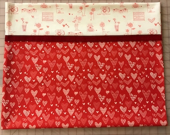 Novelty Valentine Pillowcase /Heart Pillowcase - From The Heart 2