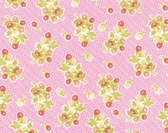 End Of Bolt 1 1/4 Yards - Moda Aloha Girl  - Fig Tree Quilts - Aloha Girl Orchid 20248 15