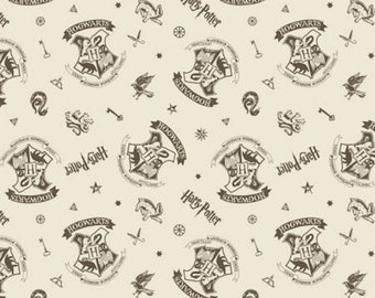 Cream Tossed Assets- Wizarding World- Harry Potter- J.K. Rowling's Collection- 23800128-1