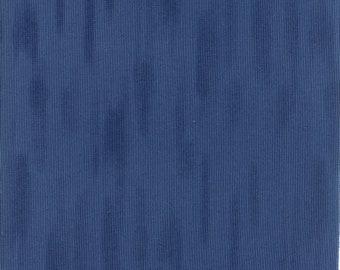 REGENCY BLUES 42307 14 - 4230714  Navy Blue Stripe Tonal Christopher Wilson Tate Quilt For Moda