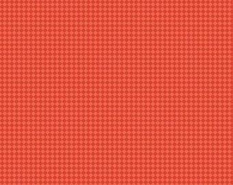 Adornit Tiny Check Fox Fabric T-00490