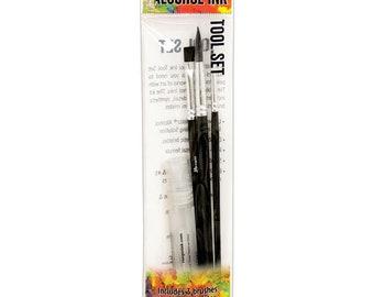 Tim Holtz Alcohol Ink Tool Set by Tim Holtz - Ranger Product TAC58779