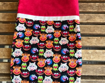 Muppets  / Pillowcase - Novelty