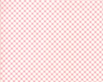 Moda by Brenda Riddle - Finnegan 18685 17 - Traditional Gingham Pink