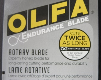 OLFA Endurance Blade  45mm - RB45H - 1 - 1128127