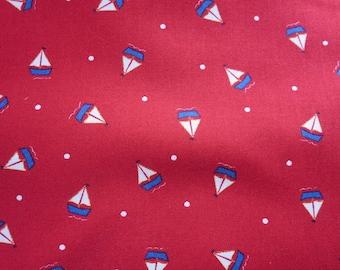 Bunny Hill - Celebration Boat Fabric