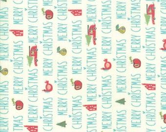 Moda -Oh What Fun Fabric - Sandy Gervais 17992 14