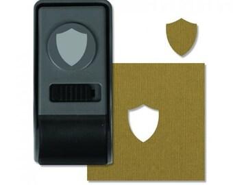 Sizzix Paper Punch - Shield - 660161
