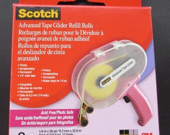 Scotch Tape Glider Refill Rolls